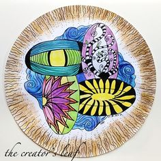 The Creator's Leaf: Sunz - A New Pattern