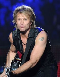 Jon Bon Jovi's Daughter Stephanie