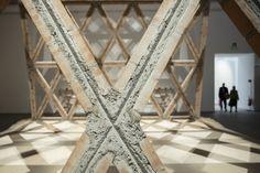 "Gabinete de Arquitectura's ""Breaking the Siege"" – Winner of the Golden Lion at the 2016 Venice Biennale,© Laurian Ghinitoiu"