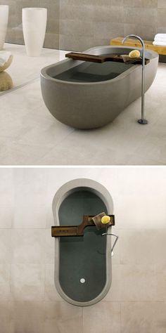 gorgeous bath tub!