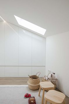 Vila do Conde apartment by Raulino Silva Arquitecto
