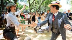 12 things to do this weekend in NYC, from a Jazz Age party to war re-enactments and concerts Weekend In Nyc, To Do This Weekend, Harlem Gospel, Dog Restaurant, Jazz Age Lawn Party, At Risk Youth, Free Concerts, Street Art Photography, River Park
