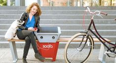Five solar-powered charging benches to be installed in NYC par...