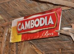 banner seen in Cambodia