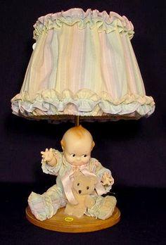 Kewpie Doll Lamp - Bing Images