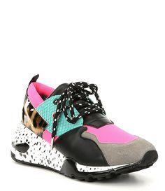 0c5f81233de4 Shop for Steve Madden Cliff Multi Wedge Sneakers at Dillards.com. Visit  Dillards.