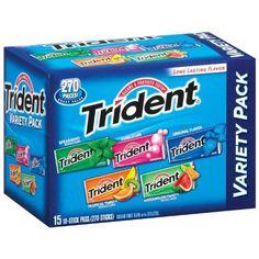 Trident® Variety Pack - 15 packs