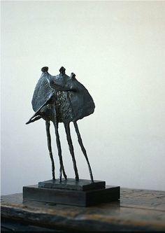 Walking group, 1951 - Kenneth ARMITAGE