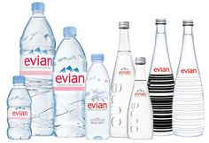 marketing the glacier evian Although widely considered a global success, sales growth and market share have been dwindling in the u s for danone's popular evian bottled water brand with the emergence of cola giants.