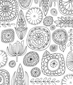 Happy Friday! Today's relaxation post is from Just Add Color: Botanicals, illustrations by Lisa Congdon. Take an hour out of your stressful day to color this design in and let your mind escape from reality for a while. You can purchase Just Add Color: Botanicals and other Just Add Color books on these sites. Buy …