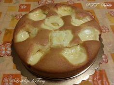Torta Nua con crema di ricotta