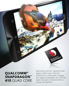 Qualcomm Snapdragon 410 quad core
