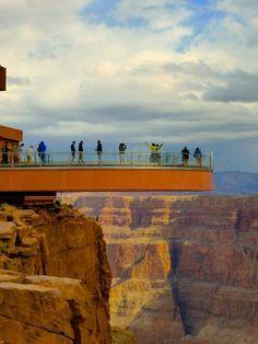 Skywalk Grand Canyon: Skywalk