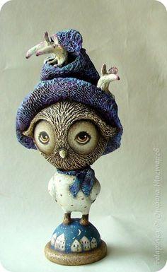 Куклы Папье-маше Ночной дозор Бумага фото 1