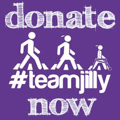 #teamjilly and a new series {epilepsy} | Life Rearranged.   Jilly is my great niece and I will be running to support her. Please take a moment to read her mom's blog: liferearranged.com  Thanks...Peg