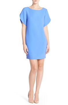 Main Image - French Connection 'Aro' Crepe Shift Dress