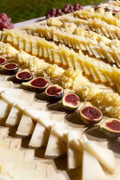 Buffet quesos II TABLA PRESENTACION CATERING BODORRIO