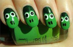 Frog Nails!!