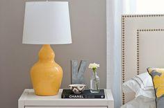 Bedroom Side Table & Headboard