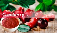 Homemade Cranberry Anti-Aging Face Masks