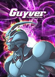 Guyver: The Bio-boosted Armor
