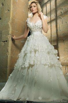 9358ffb24c159 ZUHAIR MURAD WEDDİNG DRESS Dream Wedding Dresses