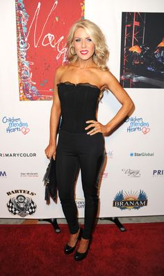 "Gretchen Rossi Photo - ""Cosmic Harley"" By Jack Armstrong Unveiling - Arrivals"