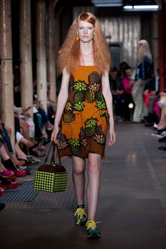 MOSCHINO CHEAP & CHIC SPRING 2013  COLLECTION spotted by CIAAFRIQUE ™   http://www.ciaafrique.com/2012/09/moschino-cheap-chic-spring-2012-ankara.html#