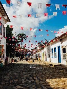 Paraty - Notre Road Trip au Brésil 3 semaines- itinéraires et conseils - blog déco, lifestyle et voyage - Lili in Wonderland