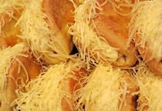 Borzas papucs Shrimp, Cabbage, Snacks, Meat, Vegetables, Cooking, Food, Kitchen, Appetizers