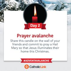 Prayer Avalanche & Other Advent Resources!