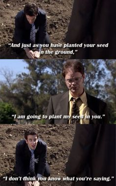 ryan and dwight