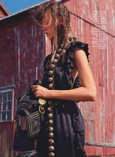 www.pegasebuzz.com | Josefien Rodermans by David Roemer for Marie-Claire UK, september 2015