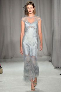 marchesa New York Fashion Week 2013 #fashion #style