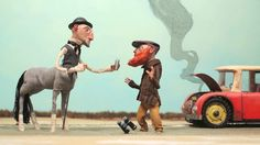 CREOSOTE_trailer. Preview for the upcoming short animation Creosote.  A stranded car leaves its driver scanning the horizon for help. He fin...