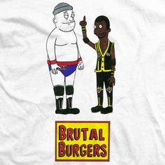 Brutal Burgers