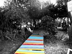 ONE WAY to creativity    La Pedrera - Uruguay