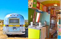 I want to stay in one of the Airstreams at Kate's Lazy Desert