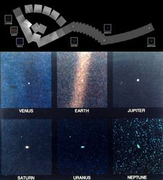 Voyager waves 'goodbye'.