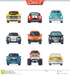 car illustrations - Google Search