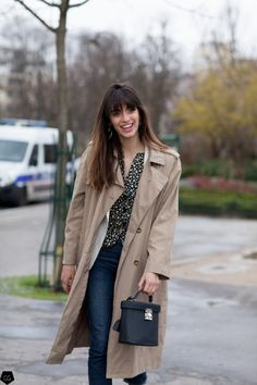 Louise Follain by Claire Guillon - CGstreetstyle