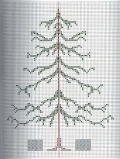 5+1 gyönyörű karácsonyi keresztszemes minta | A napfény illata