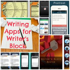 Got Writer's Block? There Are Apps For That