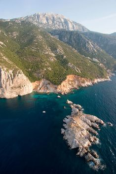 Mount Athos - Halkidiki (Chalkidiki) The third and most isolated peninsula of Halkidiki is a paradise! Greece's oldest monastic community is located here, in 20 historic monasteries! ----- Αγιο Όρος (Άθως) Χαλκιδική Το τρίτο και πιο απομονωμένο πόδι της Χαλκιδικής είναι ένας μοναδικός παράδεισος με ιστορικά μοναστήρια! #athos #agio #oros #holy #mountain #halkidiki #chalkidiki #monasteries #monastery #greece #αγιο #ορος #μοναστηρια #ελλαδα #χαλκιδικη