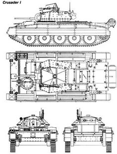 WWI MK IV TANK BLUEPRINT PLAN DRAWING rare detail LARGE A2