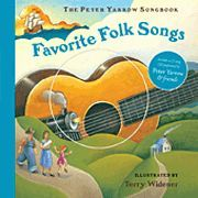 Peter Yarrow - Favorite Folk Songs - P/V/G