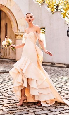 Exclusive: Johanna Ortiz's First-Ever Bridal Collection
