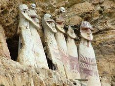 kuelap sarcofagos chachapoyas