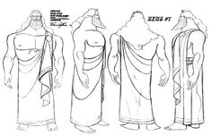 Model Sheets Disney Guys - Bing Images
