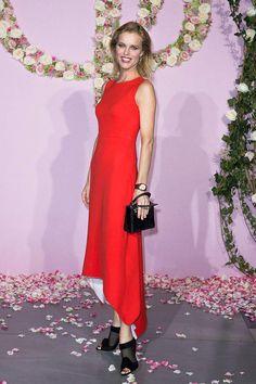 Eva Herzigova Design: Christian Dior